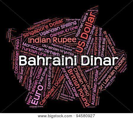 Bahraini Dinar Indicates Forex Trading And Broker