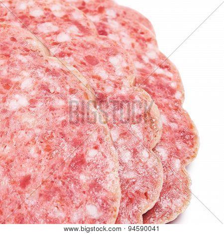 Smoked Sausage Slices