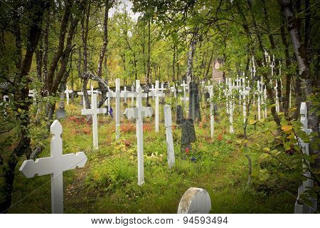 LAPLAND, SWEDEN ON SEPTEMBER 01