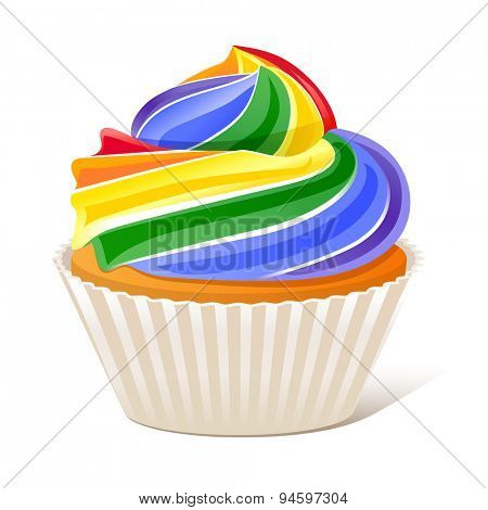 Rainbow Cupcake Love wins 10eps