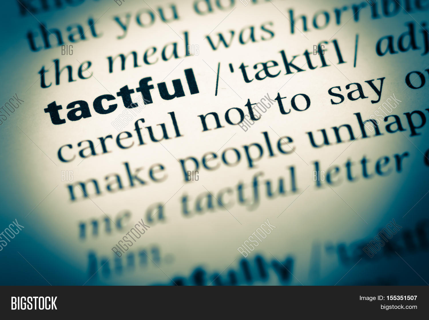 What is tactful meaning of the word 30