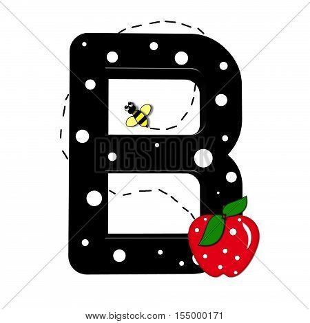 Alphabet Buzzer B