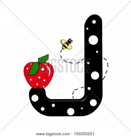 Alphabet Buzzer J