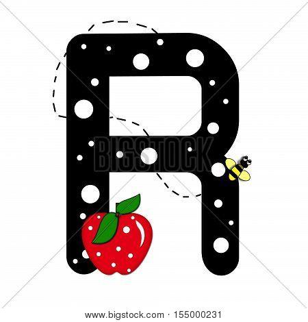 Alphabet Buzzer R