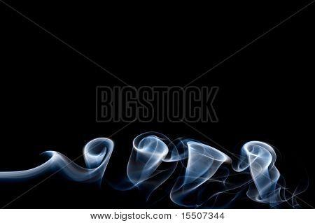 Isolated Smoke