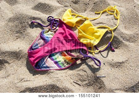 Holidays without bathing suit, cloth free, nudism Underwear