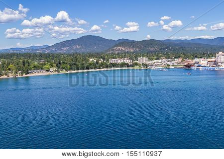 The Coeur D' Alene Resort