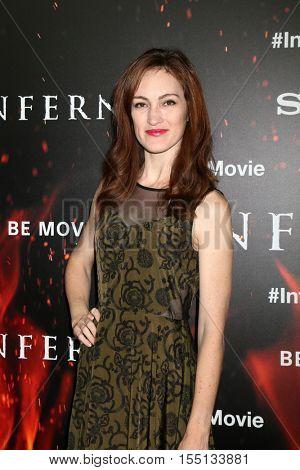 LOS ANGELES - OCT 25:  Kristen Rakes at the