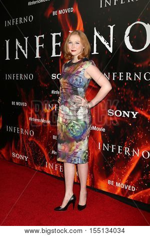 LOS ANGELES - OCT 25:  Molly Quinn at the