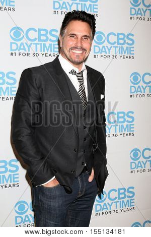 LOS ANGELES - NOV 3:  Don DIamont at the The Bold and the Beautiful