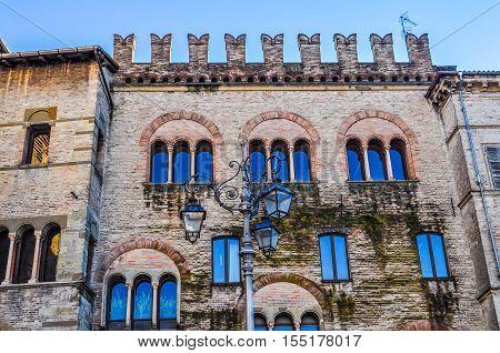 Hdr Piazza Garibaldi Parma