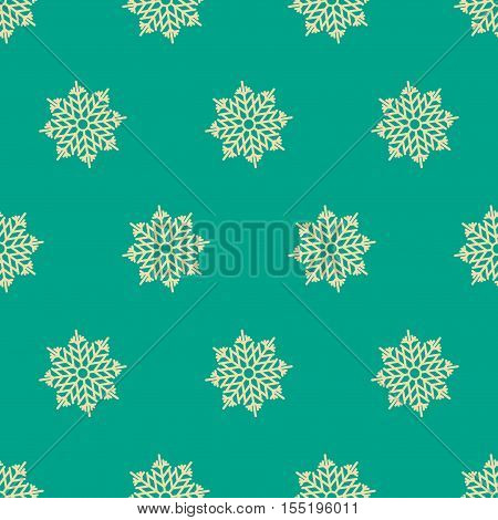 Digital Paper for Scrapbooking Blue white Snowflakes Frozen Texture seamless. Retro style