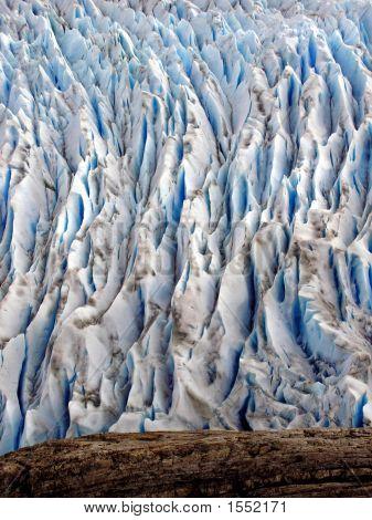Glaciar Grey, Torres Del Paine, National Park, Chile