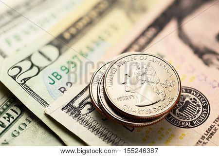 Us Dollars And Cents