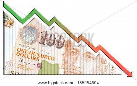 Economic Crisis Graph