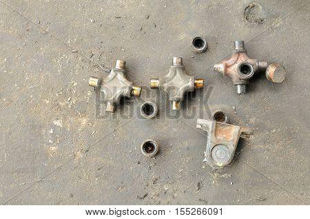 Car axle repair parts, ball joint of mini-truck