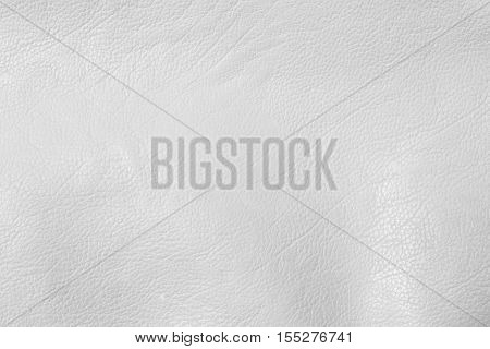 white leather background , luxury leather texture.