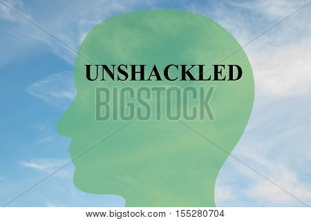 Unshackled - Mental Concept