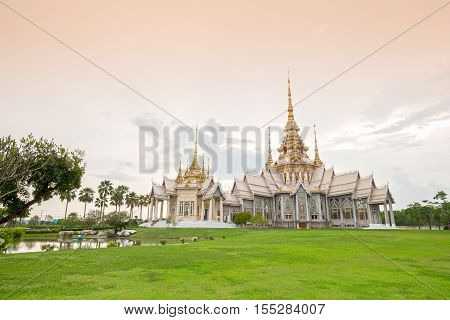 Wat Luang Pho Toh Temple  In Nakhon Ratchasima Province, Thailand