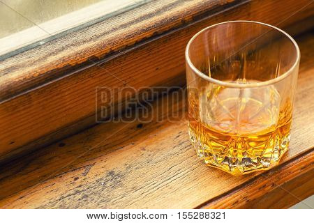 Autumn Whiskey Tumbler