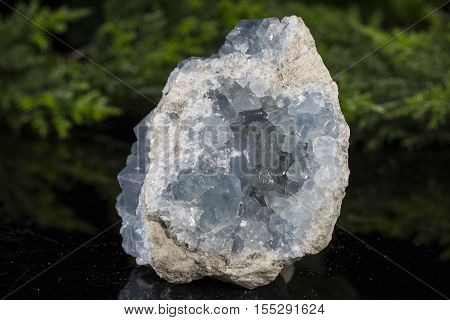 celectite mineral specimen the natural geology beauty