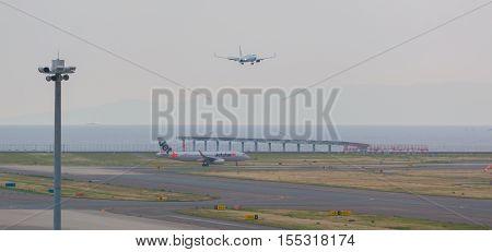Jetstar Airways In Chubu Centrair International Airport Japan.