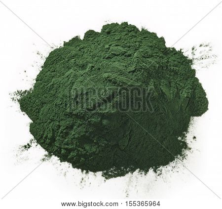 Spirulina Algae Powder