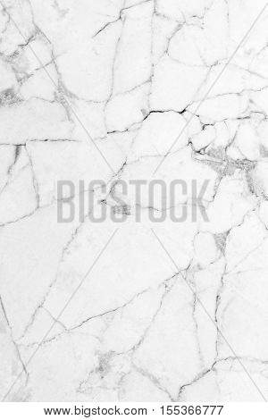 White marble pattern texture background abstract natural marble for design.