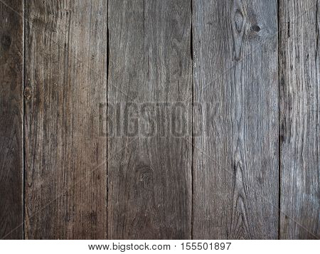 Closeup Wooden Panel Texture For Background, Top View