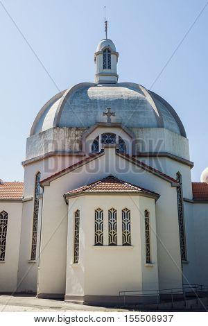 St. Therese Church in Avignon. Avignon Provence-Alpes-Cote d'Azur France.