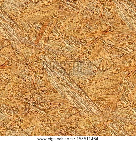 Surface of a chipboard panel background/texture, seamless - can be repeated side by side without seams.