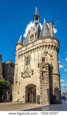 Gate Cailhau - Porte Cailhau in Bordeaux