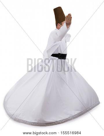 Mystic Sufi Spinning