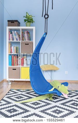 Why Not Have A Swing In The Room?