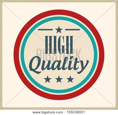 High Quality Label