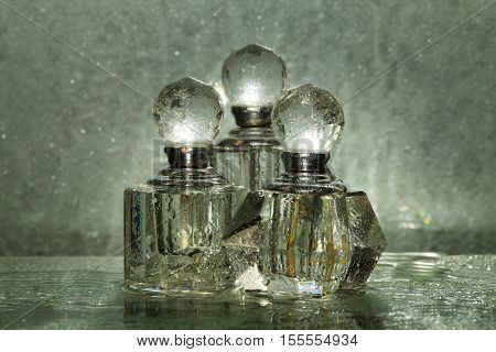 Bottles For Perfumery