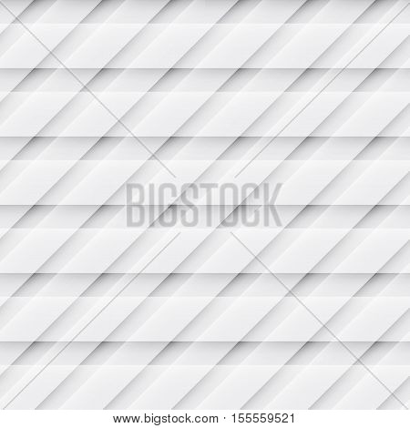 vector abstract geometric seamless pattern with parallelograms