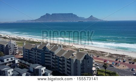 Seascape beach sunset Africa Cape Town Africa Flat Accommodation Holiday Vacation water sea sand