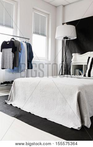 Single Man Apartment