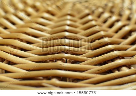 Thatch interweaving pattern, dry yellow straws texture