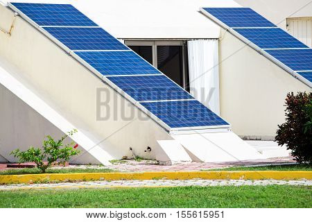 Solar Plates For Clean Electricity Power