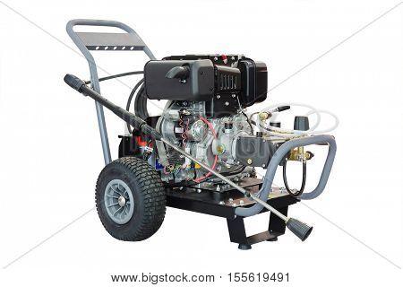 The image of a garden sprayer