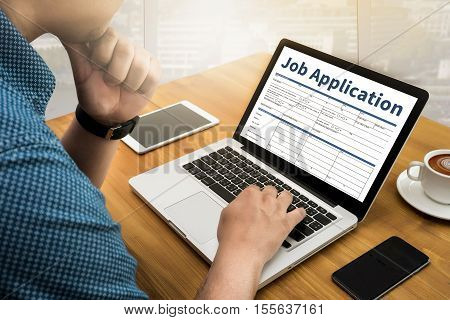 Job Application Hiring Fine New Job Document Form Hiring