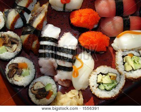 Japanese Sushi 2