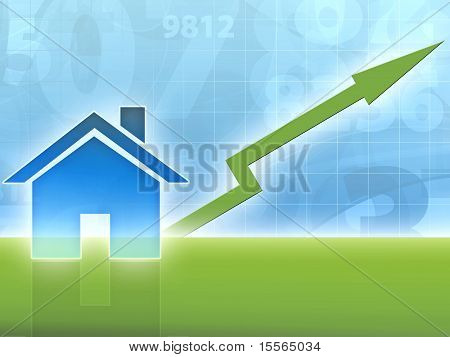 House Property Increasing Value