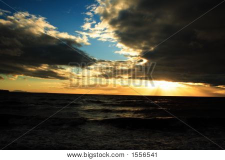 Open Ocean Skies