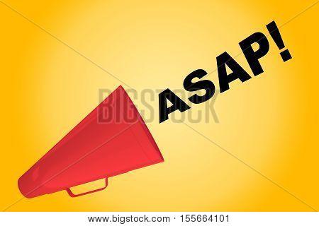 Asap! Urging Concept