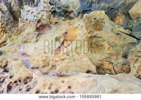 Rock Formations, Old Stone Patterns