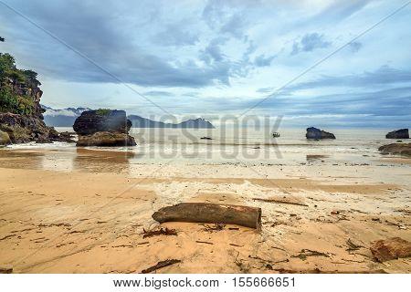 Tropical Beach Telok Paku