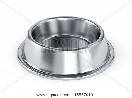 Metal Pet Bowl